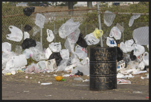 """""""Today we're toasting healthier oceans and Governor Brown's leadership in signing a landmark law to help keep the estimated 13 billion single-use plastic bags used in California every year from polluting our waters and lands.""""  http://switchboard.nrdc.org/blogs/kgarrison/its_in_the_bag_california_ban.html"""