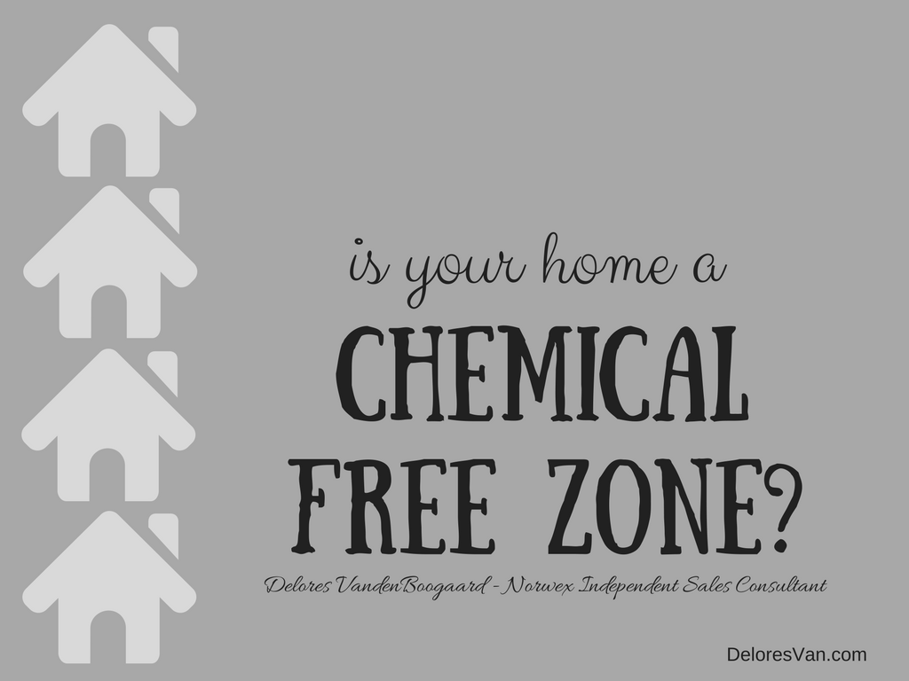 Is Your Home a Chemical Free Zone?