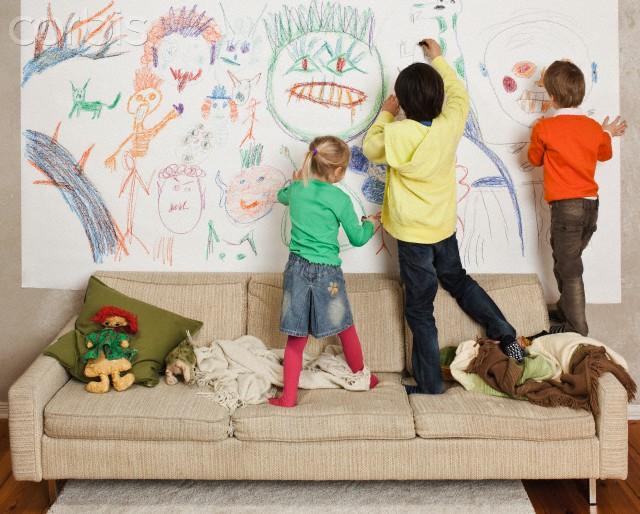 Creative Kids? No Problem!