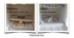 Dishwasher And Descaler
