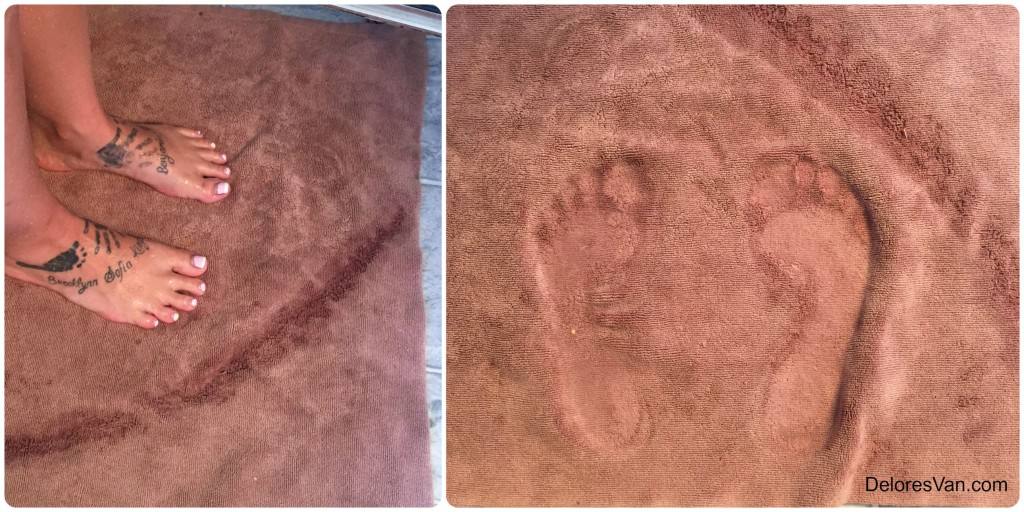 BathMat Collage