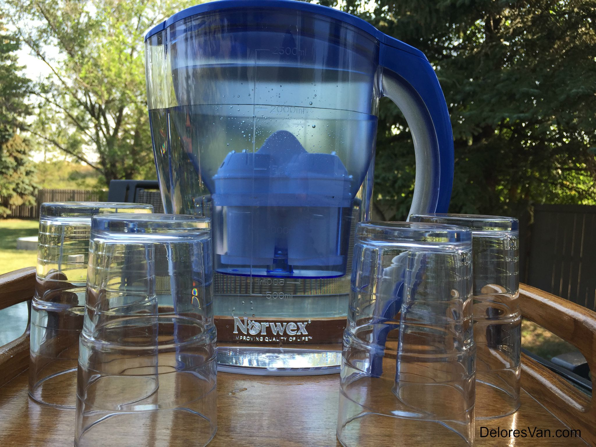 New Product — Norwex Exclusive Water Filtration Technology System
