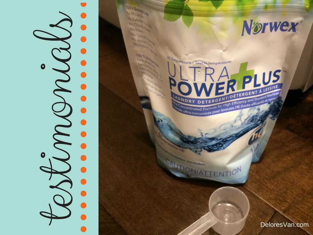 What can you all do with the Norwex Ultra Power Plus Laundry Detergent?