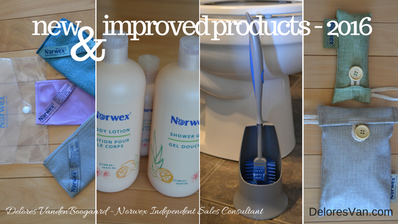 New Norwex Products — 2016