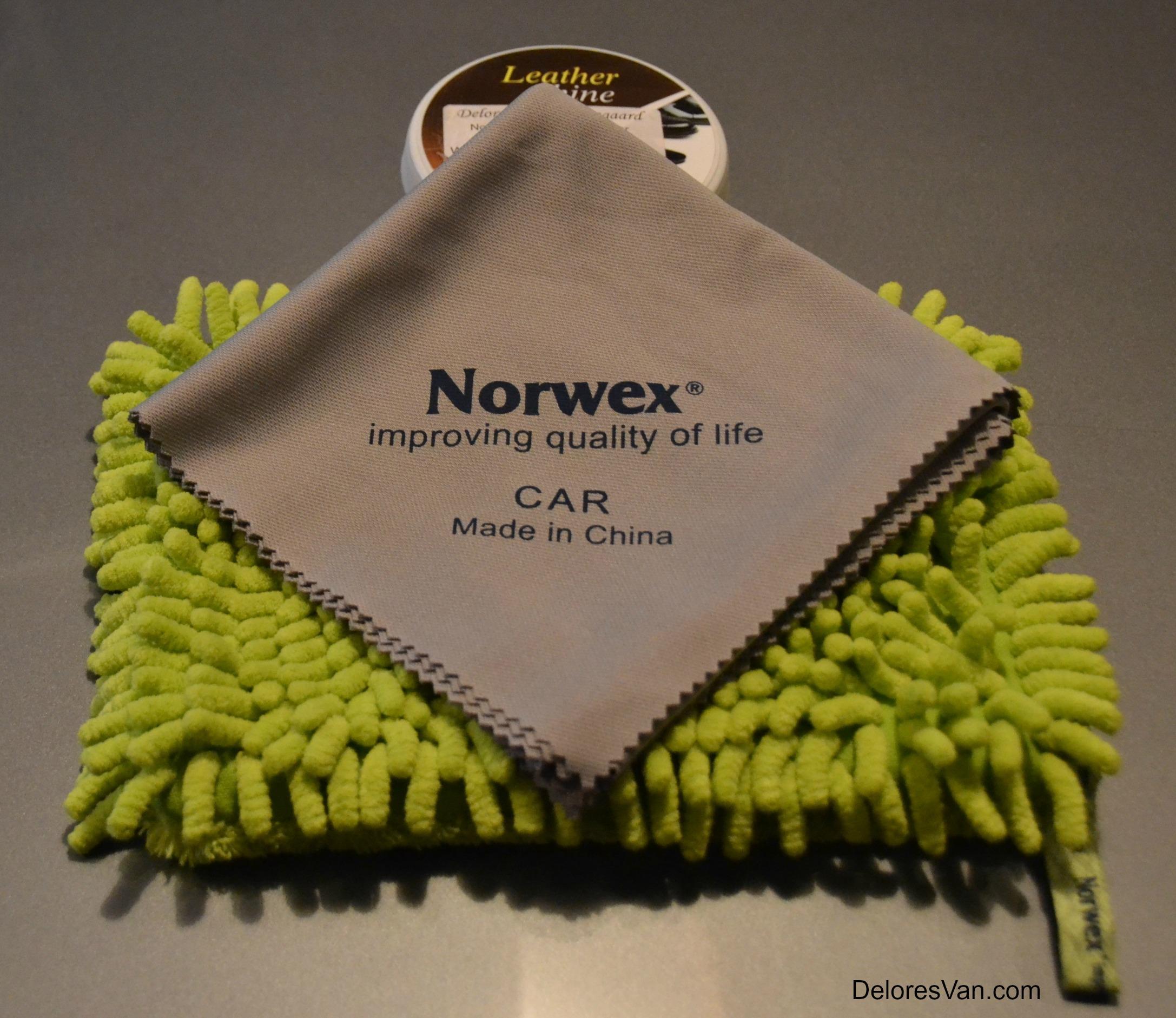 Car Wash… Norwex Style