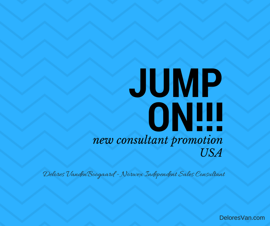 USA Jump On… Norwex Free Sign Up
