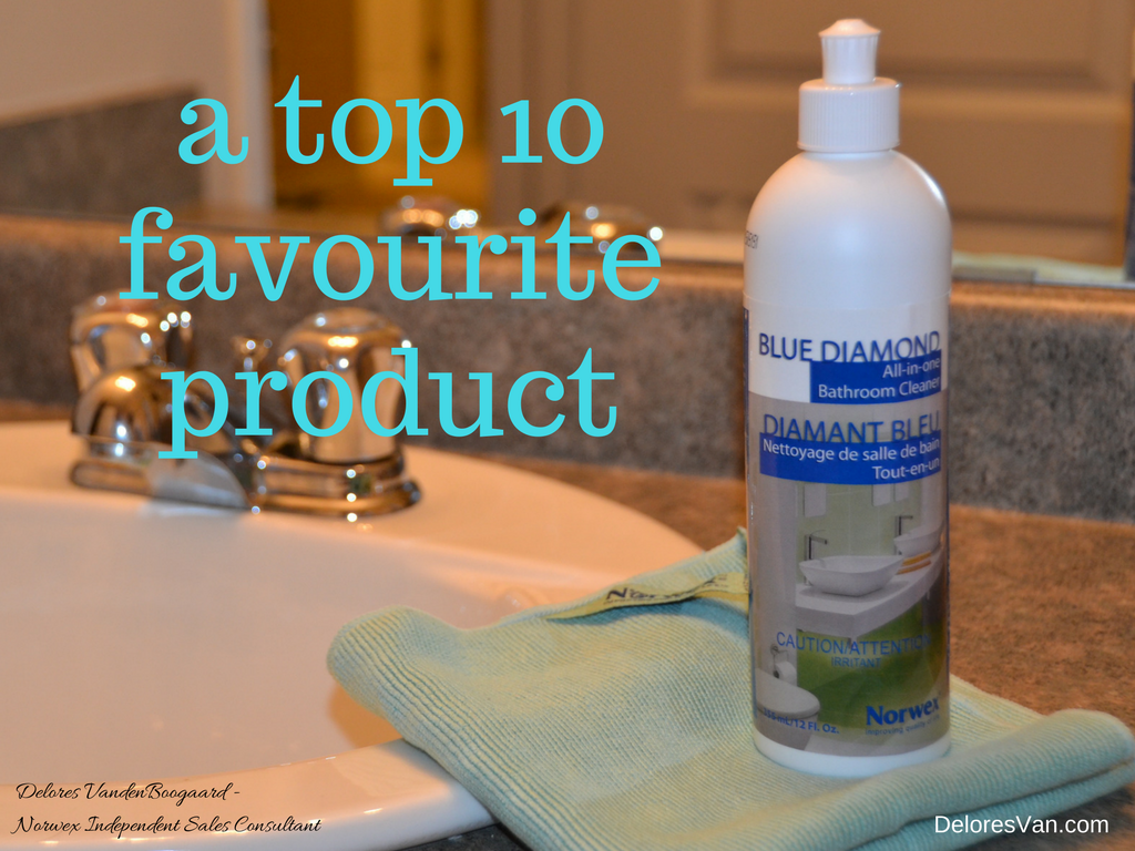 Blue Diamond All-in-One Bathroom Cleaner – Top 10 Favourite Product