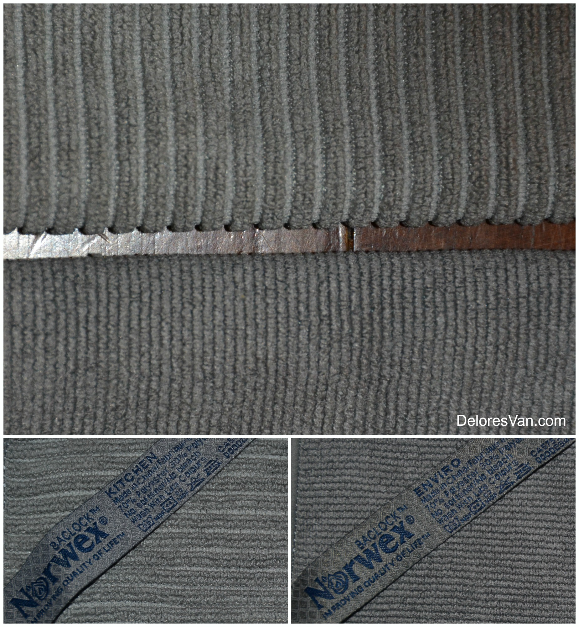 Norwex Kitchen Cloth vs. EnviroCloth – Clean Natural Living with ...
