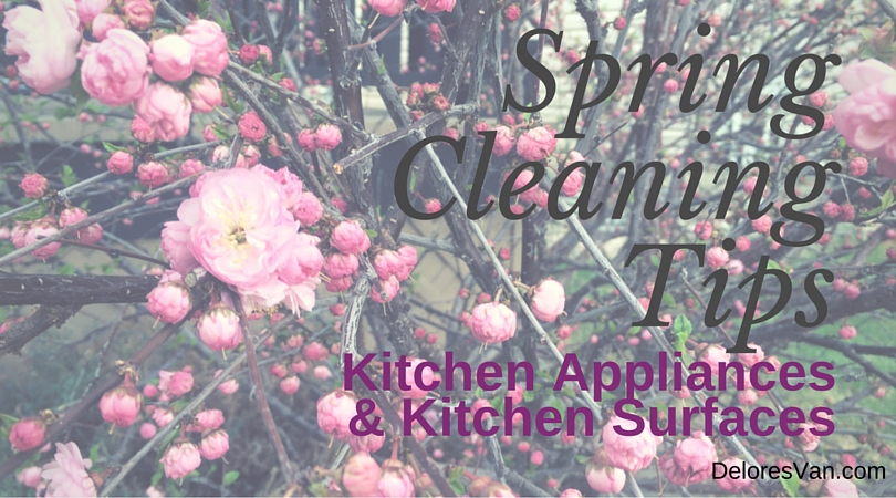 Norwex Spring Cleaning Tips – Kitchen