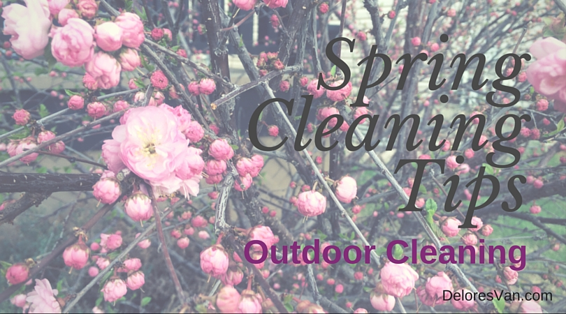 Norwex Spring Cleaning Tips – Outdoors