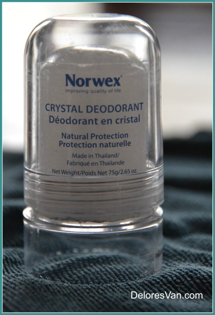 Norwex Crystal Deodorant Clean Natural Living With