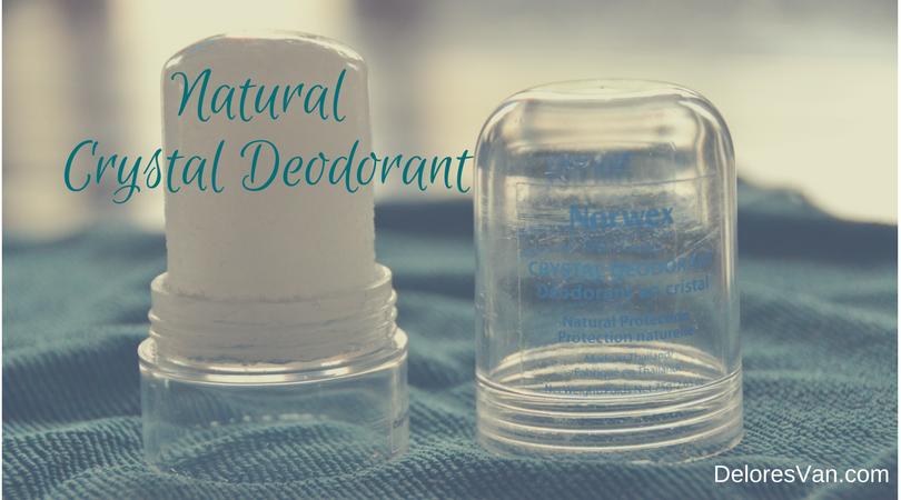 Norwex Crystal Deodorant
