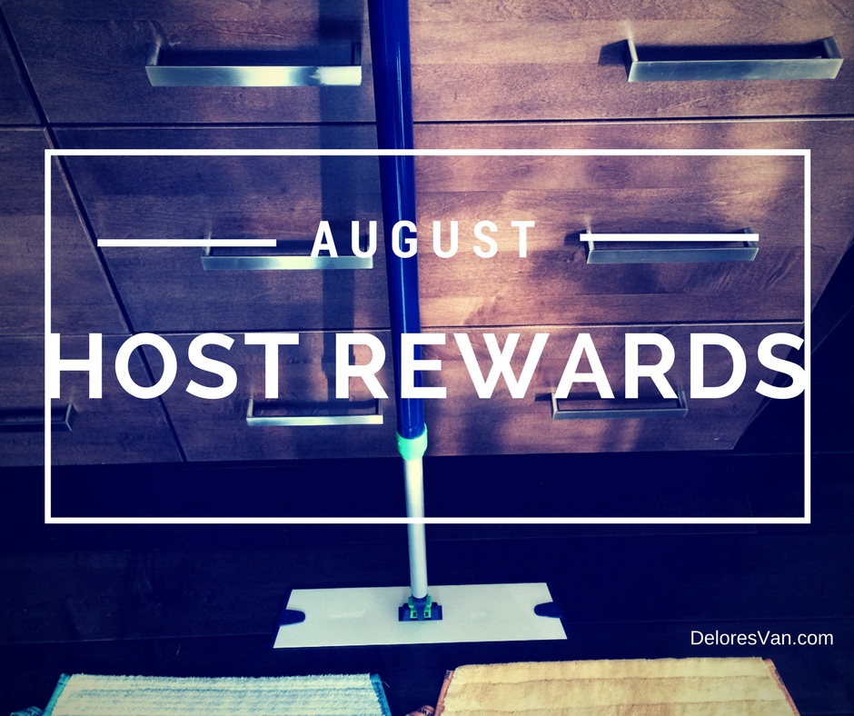 August Host Reward…FREE Superior Mop!