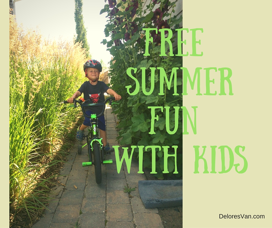 Free Summer Fun with Kids