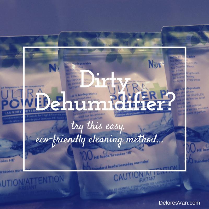 How do you clean your Dehumidifier?