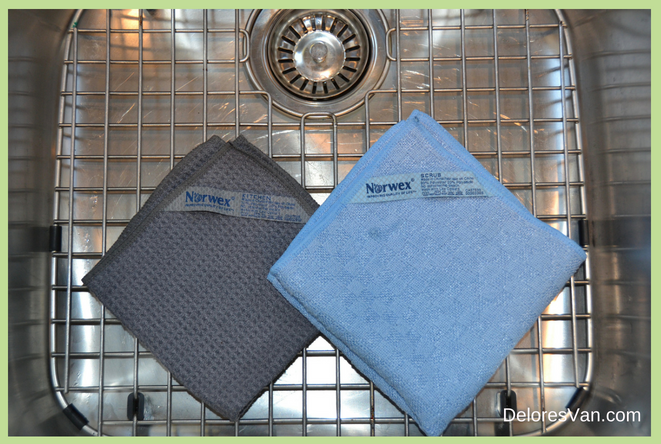 Norwex Kitchen Cloth