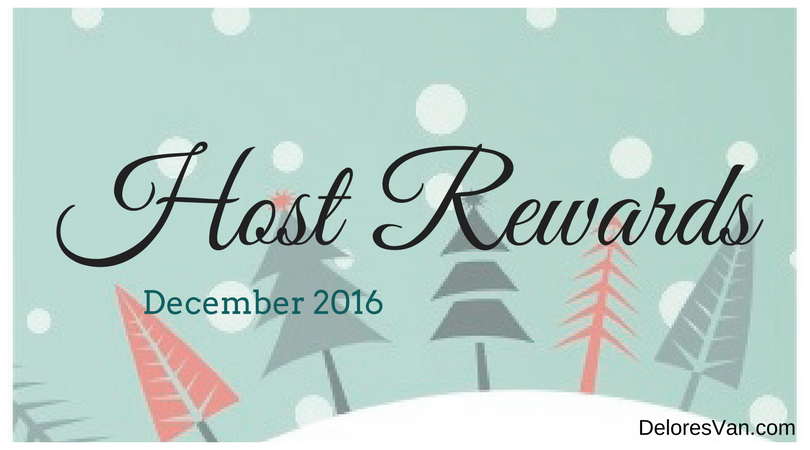 Norwex Host Rewards – December 2016