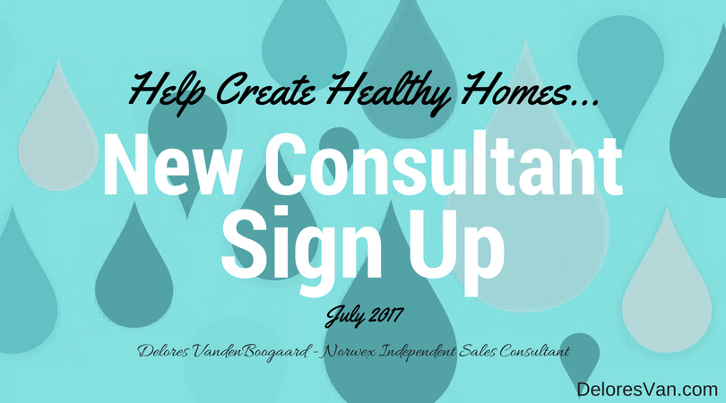 Norwex Sign Up Opportunity to Create Healthier Homes!