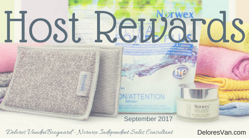 Host a Norwex Party & Earn Some of Norwex's Newest Products!!!
