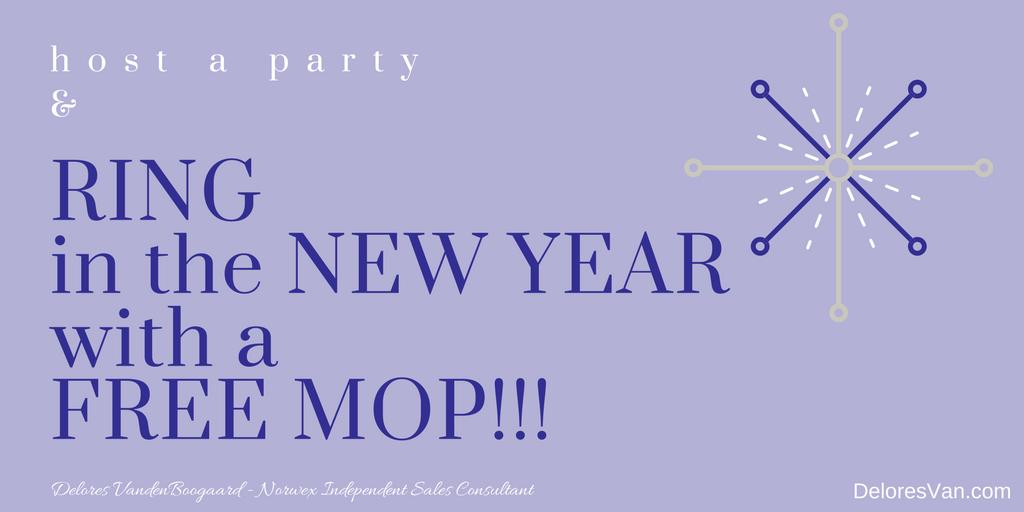 ISO: FREE Norwex Mop!!!