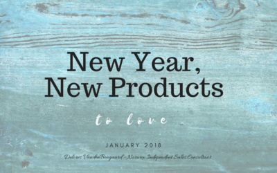 New Year, New Norwex Products 2018