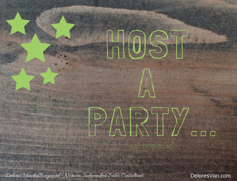 Host a Norwex Party... Receive 5-STAR Host Rewards - Clean Natural ...