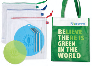 Pitch the Plastic Norwex