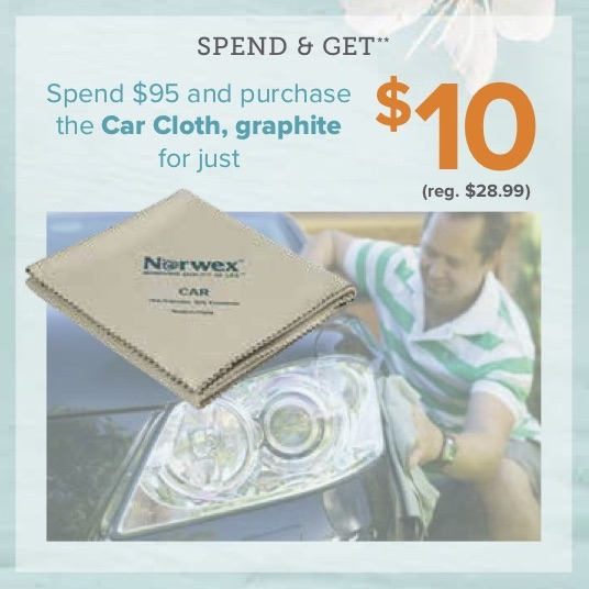 Norwex Spend and Get