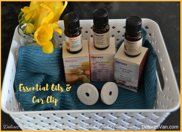 Norwex Essential Oils