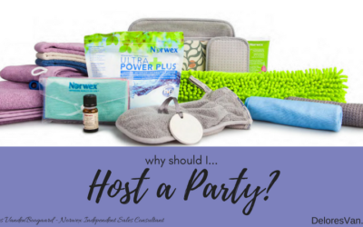 4 Great Reasons to Host a Norwex Party!