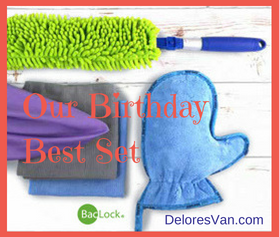Norwex Birthday Specials