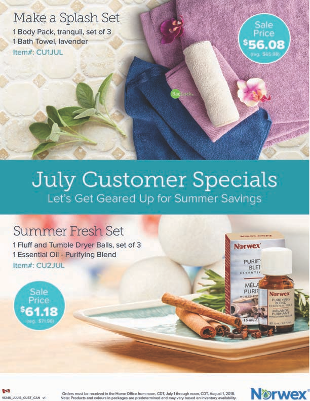 Norwex customers Sale