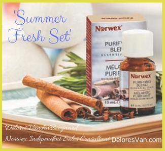 Norwex Essential Oils Sale