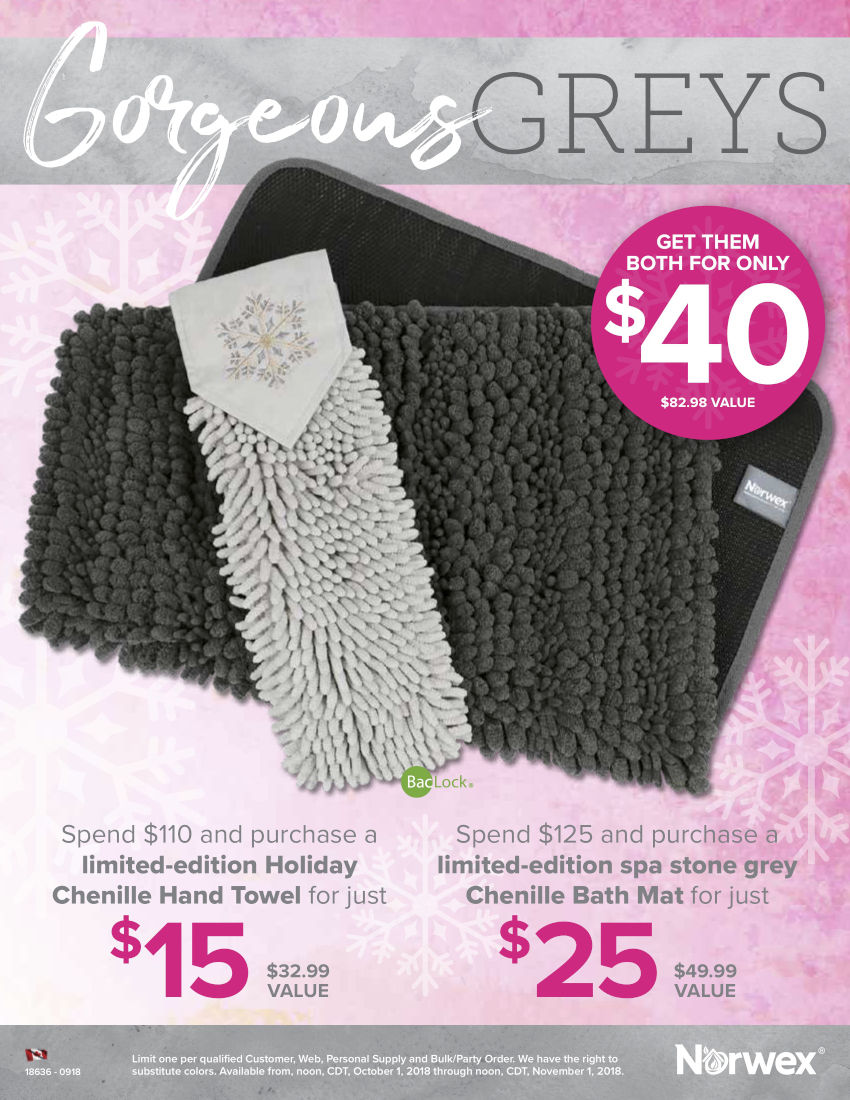Norwex Spend and Get Sale