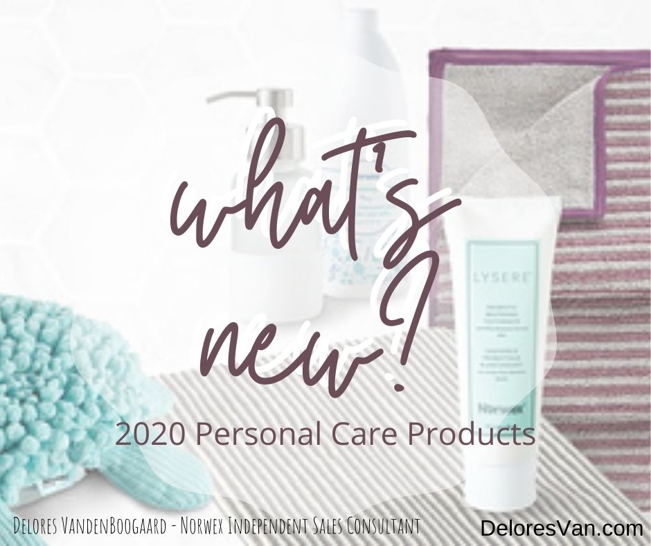 Norwex New Personal Care Products