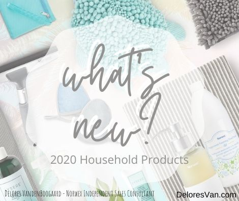 2020 New Norwex Household Products