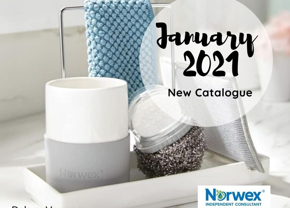New Norwex Products – January 2021 Release!
