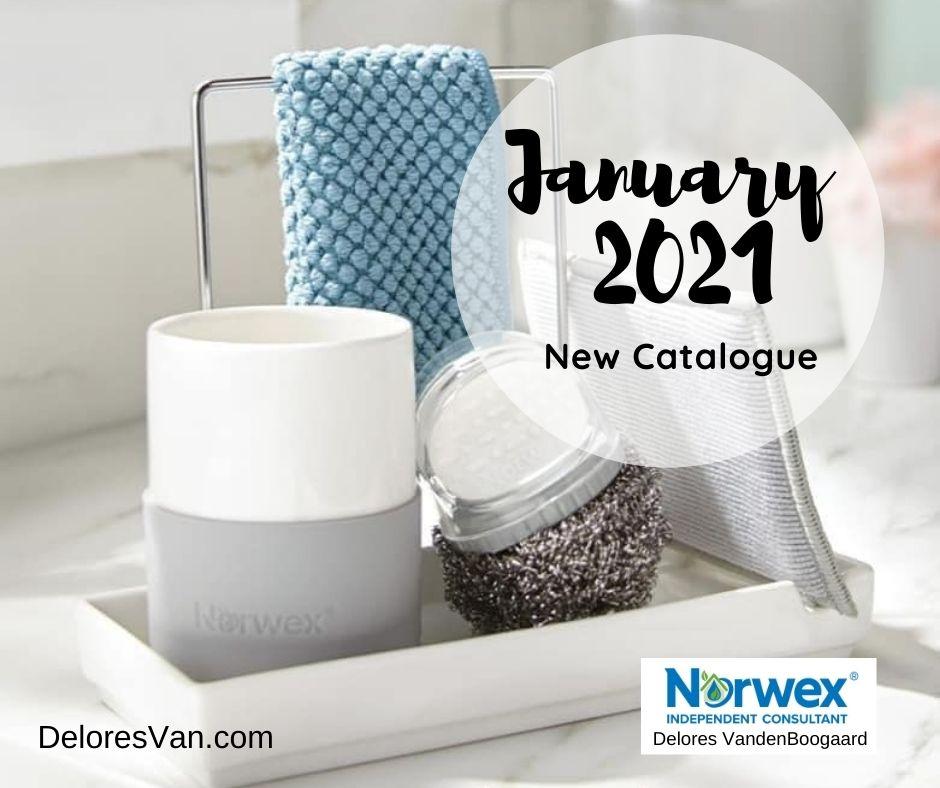 2020 New Norwex Catalogue