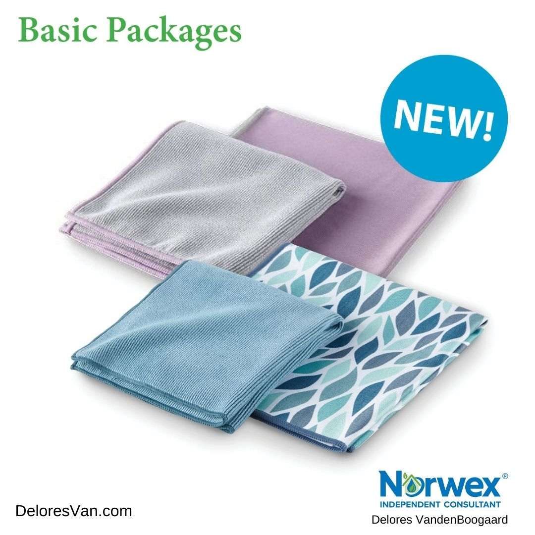 New Norwex Basic Packages