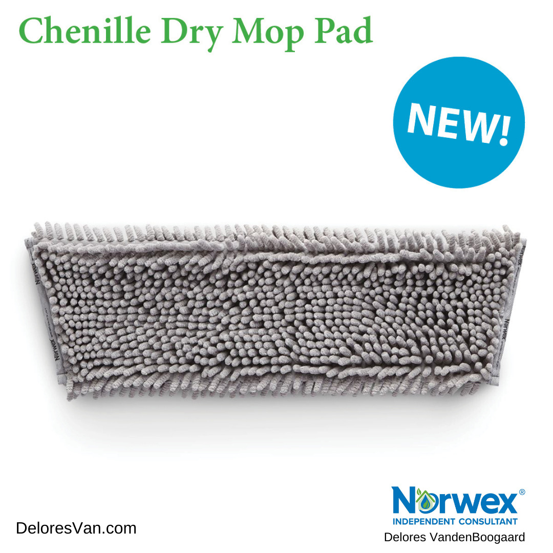 Norwex Chenille Dry Mop